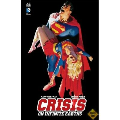 Crisis On Infinite Earths - Dc Essentiels - Urban Comics - Dc Essentiels