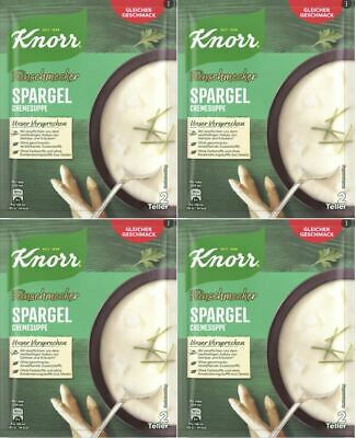 Knorr Gourmet Soup Mix: Cream of Asparagus, 2 Portion Pack, German FREE POST