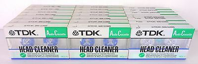 tdk hcl-11 head cleaning 21 cassette, new factory saled!
