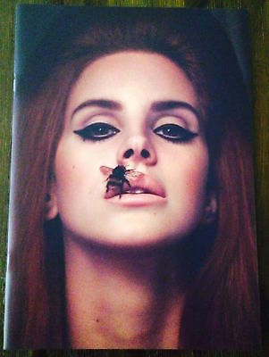 LANA DEL REY Tour Book Programme, Born To Die Lust For Life, Endless Summer, NEW