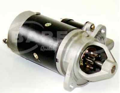Starter Motor To Suit Massey Ferguson - Rh Mount Mf35 Fm135 148 240 245 250 550