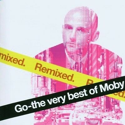 Moby - Go-The Very Best Of Moby Remixed CD PIAS UK/BM NEU