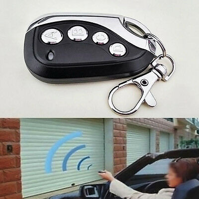 DC 12V 4 Channels On-off Relay Remote Control Switch Wireless Metal Key Fob New