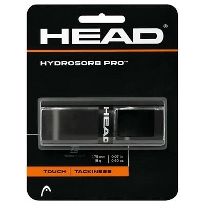 Head HydroSorb Pro Replacement Grip Tennis Grip Black