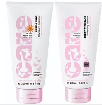 Nak Treat with Care Conditioning Treatment & 4 Ends Daily Leave in Moisturiser