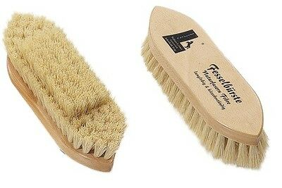 "William Leistner ""PASTERN / LEG"" Horse Grooming Brush"