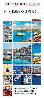 Insight Guides: Flexi Map Nice, Cannes and Monaco (Insight Flexi Maps), Guides,