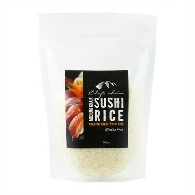 Chef's Choice Premium Sushi Rice 500g