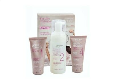 Alfaparf Keratin Therapy Lisse Design Smoothing Treatment Intro Kit