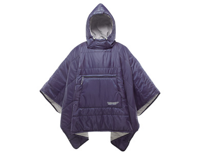 Thermarest Honcho Poncho Deep Purple Large