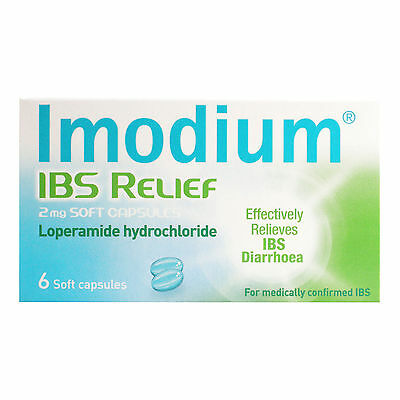 Imodium IBS Relief for IBS Diarrhoea 6 - Multi Quantity