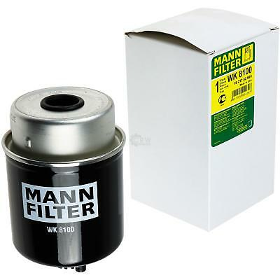 Original MANN-FILTER Kraftstofffilter WK 8100 Fuel Filter