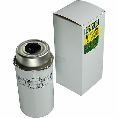 Original MANN-FILTER Kraftstofffilter WK 8158 Fuel Filter
