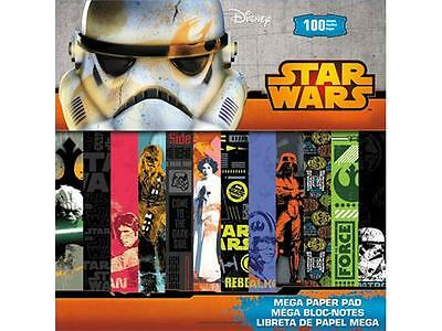 SandyLion Disney Star Wars Mega Paper Pad 12x12