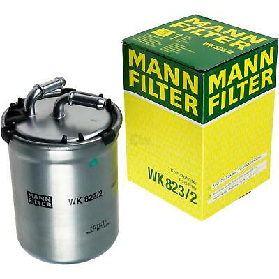 Original MANN-FILTER Kraftstofffilter WK 823/2 Fuel Filter