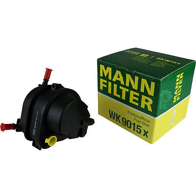 Original MANN-FILTER Kraftstofffilter WK 9015 x Fuel Filter