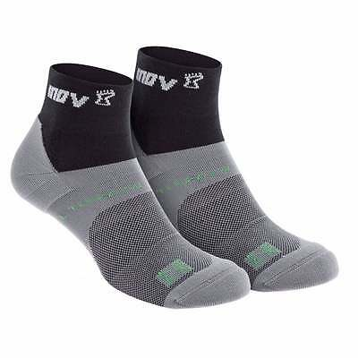 Inov8 All Terrain Sock Mid Black