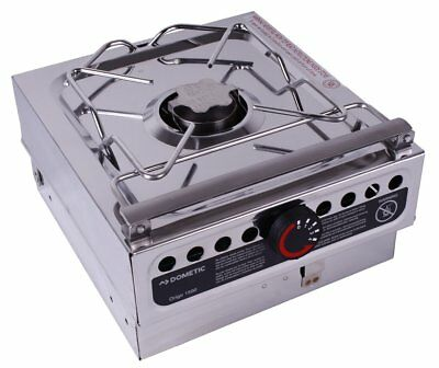 Alcohol Fueled Cooker Dometic ORIGO 1500 1-Burner Free Standing Model Camping