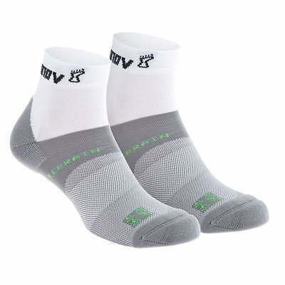 Inov8 All Terrain Sock Mid White