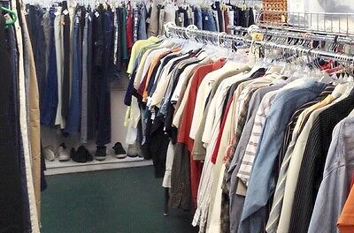 10pc Mixed Lot Men's Clothing Resell-Assorted Sizes XXL-3XL-4X LT +Shirts-Pants
