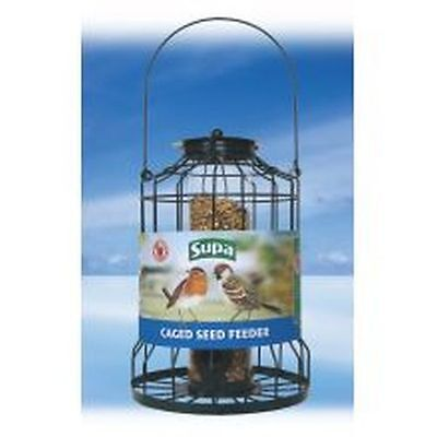Supa Caged Seed Feeder sgl 951