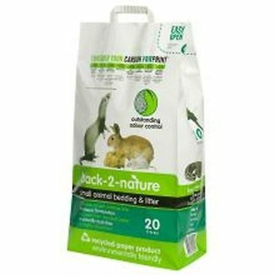 Back 2 Nature Small Animal Bedding  20l BN20