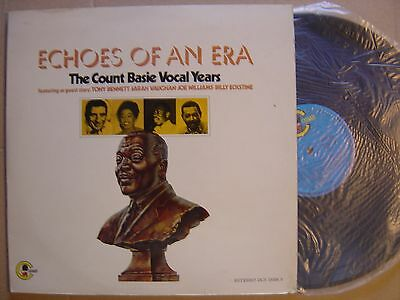 COUNT BASIE the vocal years SPANISH DOUBLE LP CARNABY 1972 gatefold EX / VG+