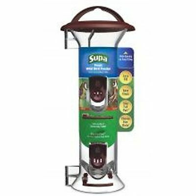 Supa More Birds Feast Seed Feeder 15x37cm 978
