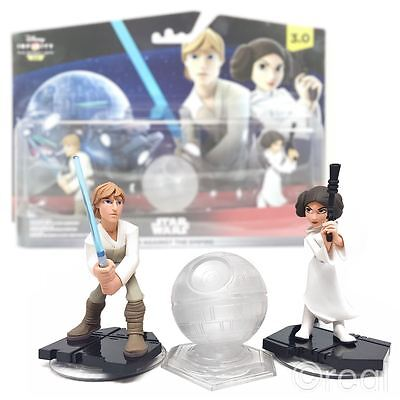 New Disney Infinity 3.0 Star Wars Rise Against The Empire Playset Luke Official