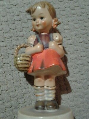 "Hummel ""School Girl"" Figurine Rare Vintage Base****XMAS SALE****"