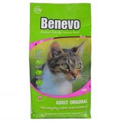 Benevo Vegan Adult Cat Food 2kg BEN30202