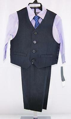 Kenneth Cole Reaction Boys Navy Suit