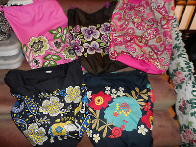Vera Bradley Heavy duty X-Large laundry tote New with tags - choice