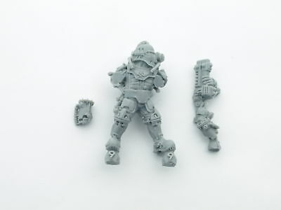 Forgeworld - SOLAR AUXILIA VELETARIS STORM SECTION - Modell 9 - *BITS*
