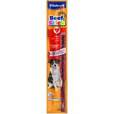50x Vitakraft Beef Stick With Beef 50pce 23009