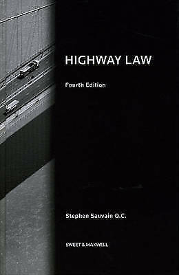 Highway Law-ExLibrary