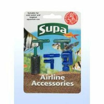 12x Supa Airline Mixed Accessories sgl 2841