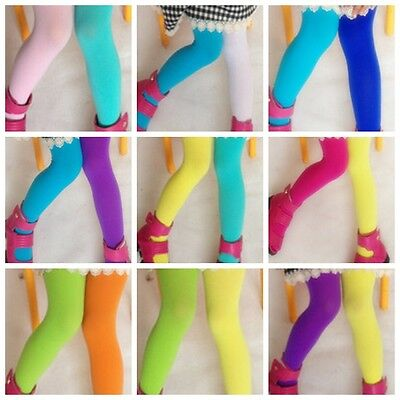 Baby Kids Girls Velvet Tights Socks Stockings Pants Pantyhose Slim Ballet Dance