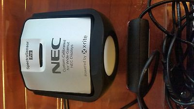 NEC SpectraSensor PRO Powered BY XRite