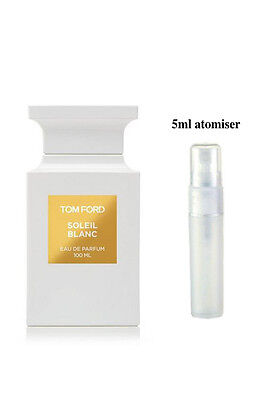 Soleil Blanc by Tom Ford - 5ml sample - 100% GENUINE