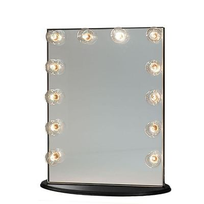 Hollywood Makeup Frameless Mirror With Lights Vanity Beauty Mirror Dressing Room