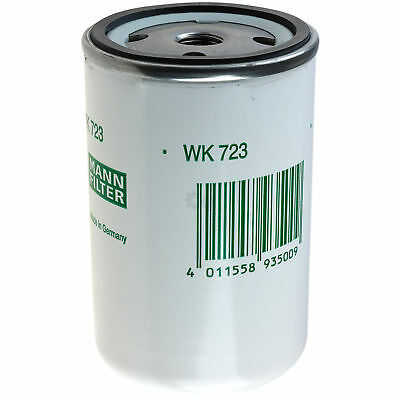 Original MANN-FILTER Kraftstofffilter WK 723 (10) Fuel Filter