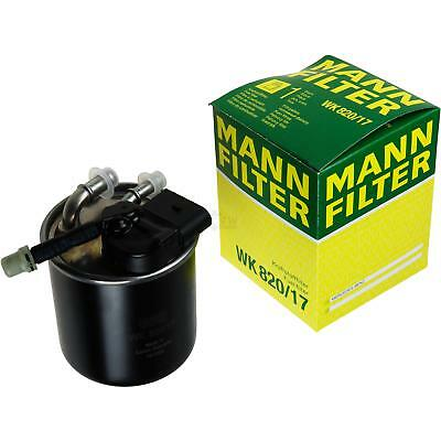Original MANN-FILTER Kraftstofffilter WK 820/17 Fuel Filter
