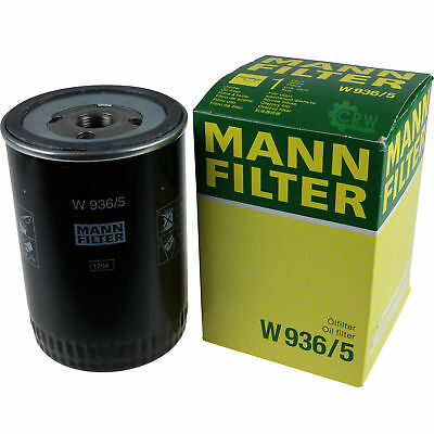 Original MANN-FILTER Ölfilter Oelfilter W 936/5 Oil Filter