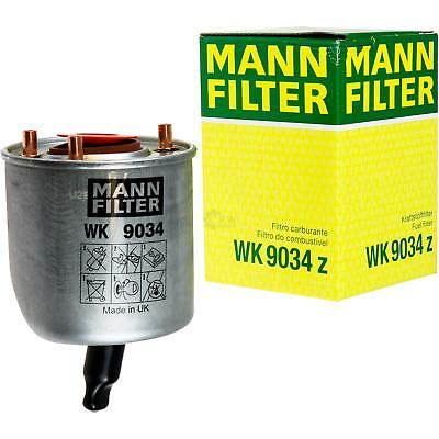 Original MANN-FILTER Kraftstofffilter WK 9034 z Fuel Filter