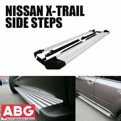 Side Steps for Nissan X-Trail 2008-2013 Running Boards Rail Protection OEM Spec