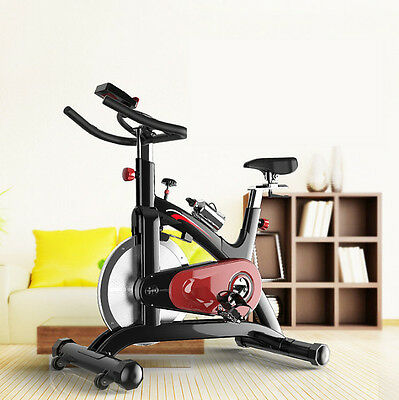 Home Gym Exercise Bike/Cycle Magnetic Trainer Cardio  Workout Fitness Machine