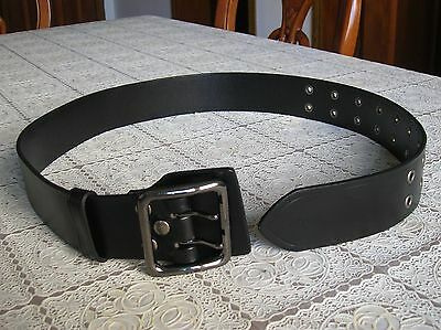 13's series China Armed Police Force Special Forces Cattle Leather Belt