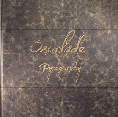 OSUNLADE - Pyrography - Vinyl (2xLP + in 32 page hard-back art book)