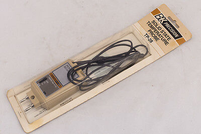 B+K Precision Solid State Temperature Probe  TP-28 in Package